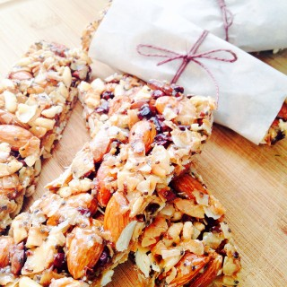 KIND Bar Copycat Granola Bars