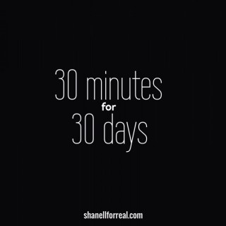 30 Minutes for 30 Days