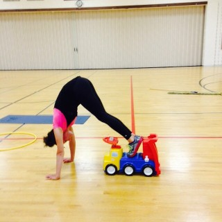 Bootcamp with Toys: Mommy Workout