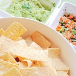Homemade Pico and Guacamole