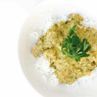Crockpot Coconut Curry